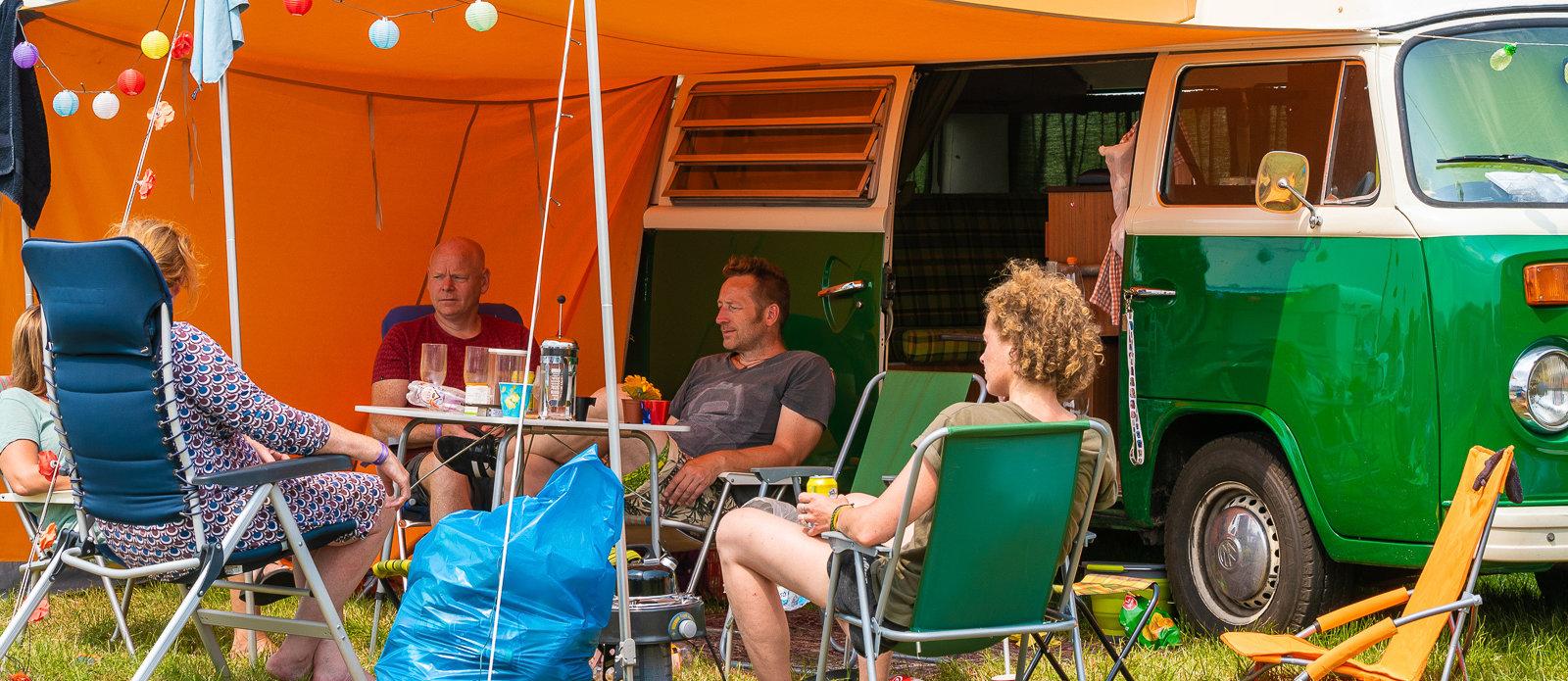 Campercamping plek