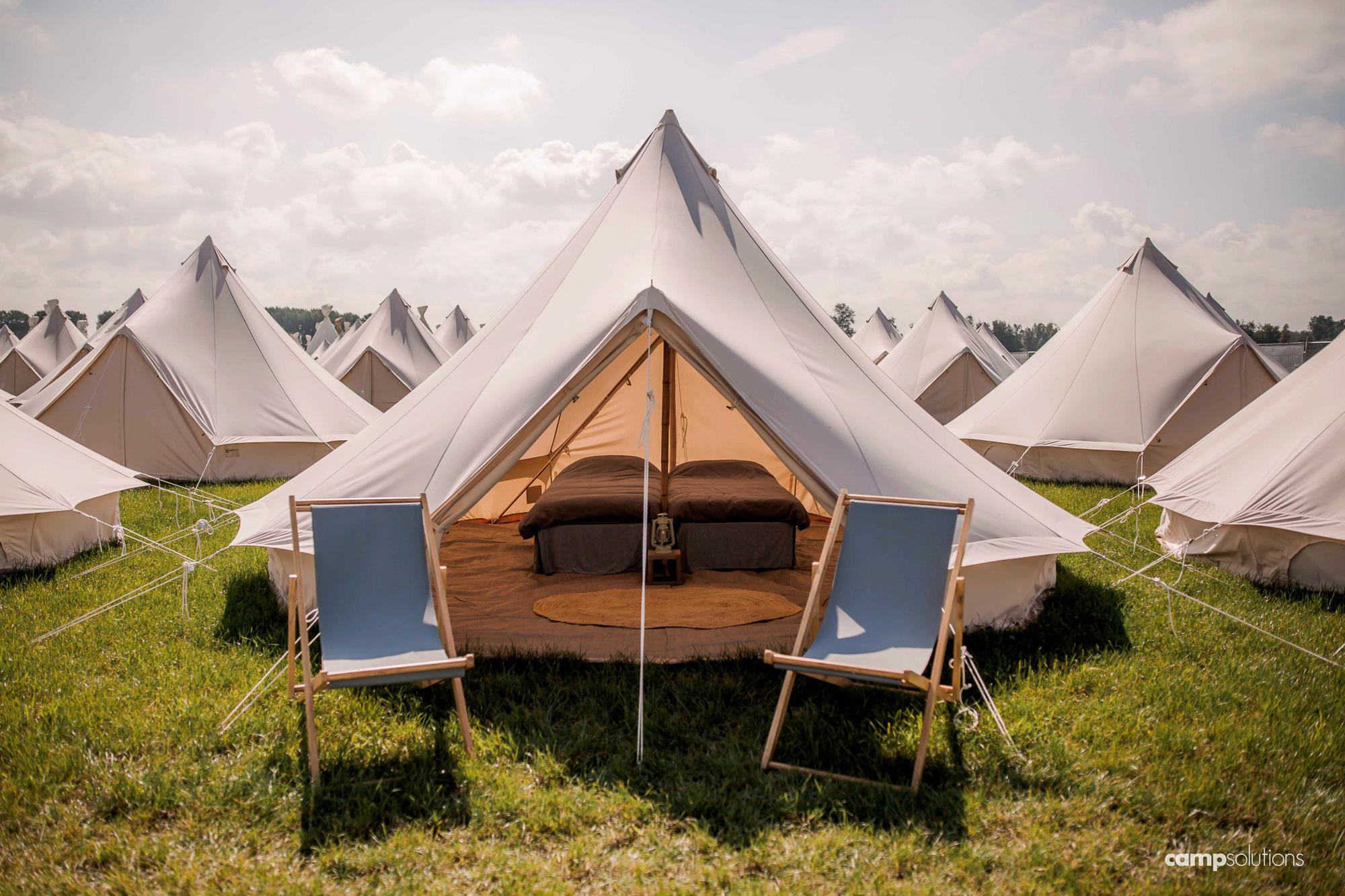 Sahara 2P + festivaltickets