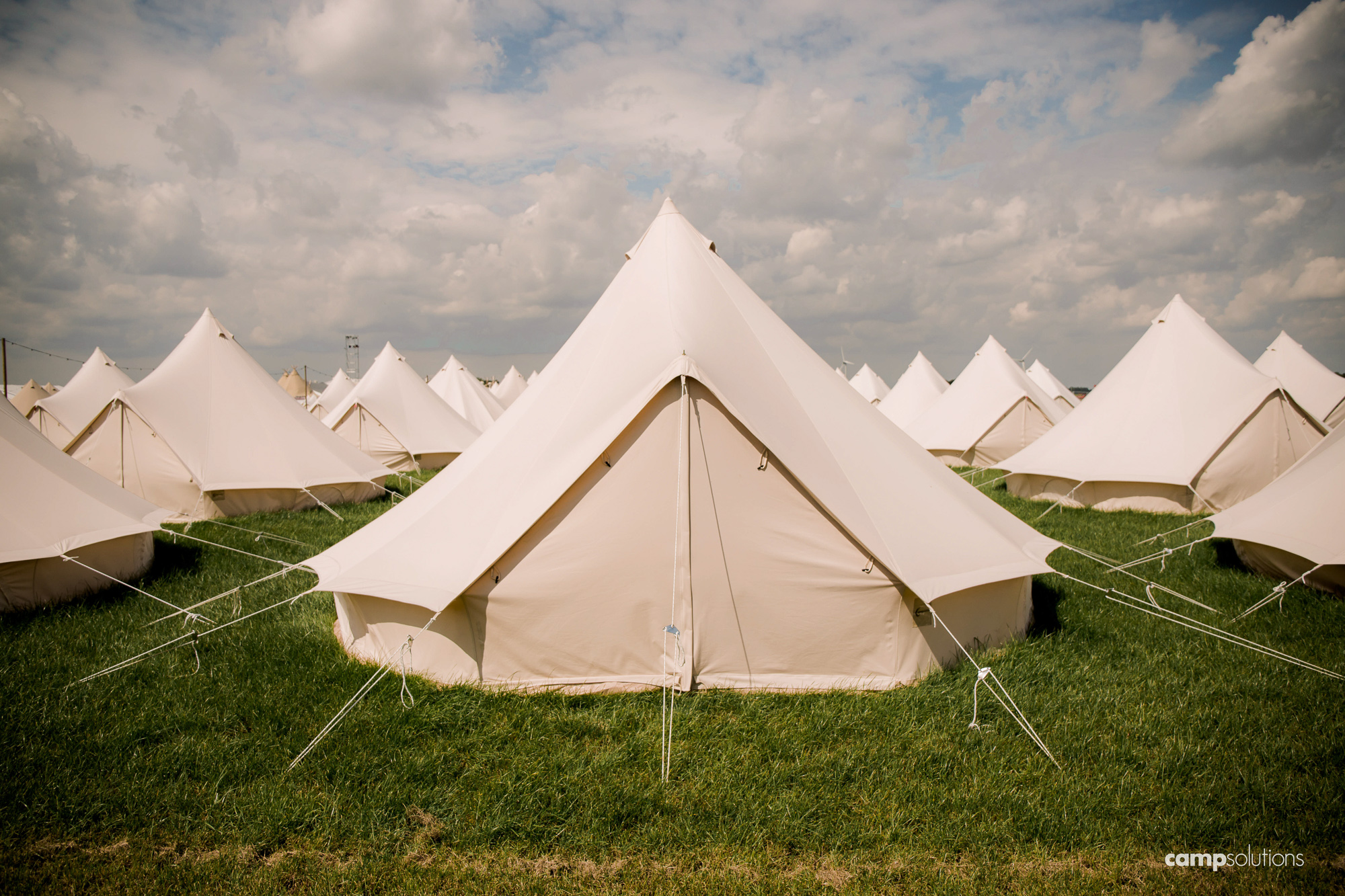 Bell-tent 4P Easy